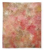 Soft Autumn Colors Fleece Blanket