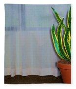 Solitude Fleece Blanket