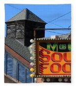 Soul Food Fleece Blanket