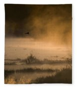 Soul Rejuvenation Fleece Blanket