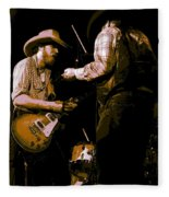 Southern Jam By The Cdb Fleece Blanket
