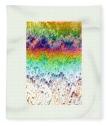Spectrum Fleece Blanket