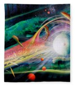 Sphere Metaphysics Fleece Blanket