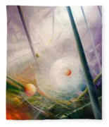 Sphere New Lights Fleece Blanket