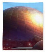 Sphere Of Influence Fleece Blanket