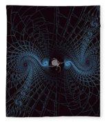 Spiders Lair Fleece Blanket