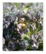Spirit Of Broccoli Fleece Blanket
