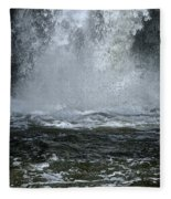 Splash Down Fleece Blanket