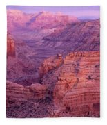 Splendor Of Utah Fleece Blanket
