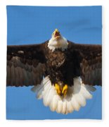 Spread Eagle Fleece Blanket