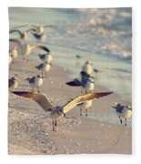 Spread Your Wings Fleece Blanket