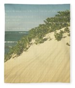 Sprecks - The Dunes Fleece Blanket