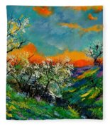 Spring 672101 Fleece Blanket