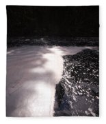 Spring Flood Foam Bath Fleece Blanket