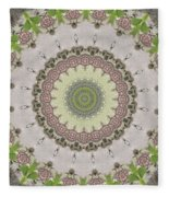 Sprout Fleece Blanket