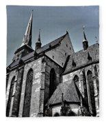 St. Bartholomew Cathedral - Pilsen Fleece Blanket
