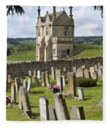 St James Church Graveyard Fleece Blanket