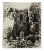 St James The Less - East Falls Philadelphia Fleece Blanket