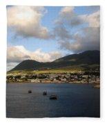 St. Kitts Fleece Blanket