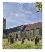 St Mary Lamberhurst Fleece Blanket