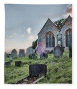 St Michael's East Peckham Fleece Blanket