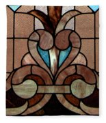Stained Glass Lc 06 Fleece Blanket
