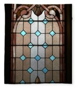 Stained Glass Lc 15 Fleece Blanket