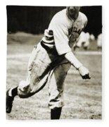 Stan Coveleski (1889-1984) Fleece Blanket