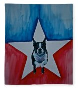 Star Appeal 3 Fleece Blanket