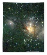 Star Forming Region Fleece Blanket