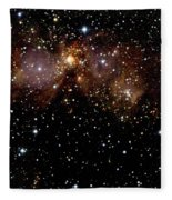 Star Forming Regions Fleece Blanket