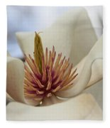 Star Magnolia Fleece Blanket