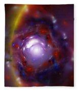 Stellar Nursery Fleece Blanket