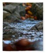 Stepping Stone Fleece Blanket