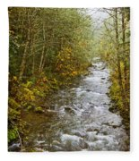 Still Creek Fleece Blanket