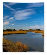 Still Waters Fleece Blanket