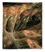Sting Ray Fleece Blanket