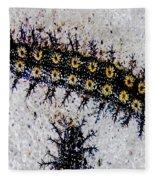 Stinging Caterpillars Fleece Blanket