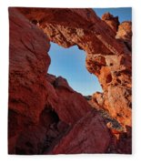 Stone Arch Fleece Blanket