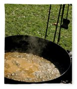 Stone Soup Fleece Blanket