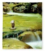 Stone Works Fleece Blanket