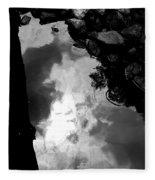 Stoney Reflections Fleece Blanket