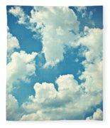 Storm Clouds - 2 Fleece Blanket