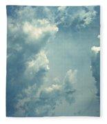 Storm Clouds - 3 Fleece Blanket