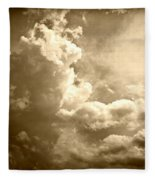 Storm Clouds - 5 Fleece Blanket