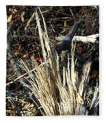 Storm Splinters Fleece Blanket