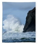Storm Watch Fleece Blanket