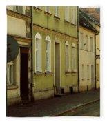 Street 2 Fleece Blanket