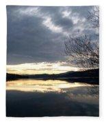 Stunning Tranquility Fleece Blanket
