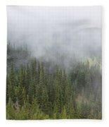 Sublime Beauty Fleece Blanket